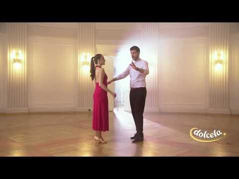 Tango – naučite plesne korake uz Dolcelu (2. dio)