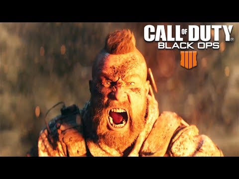 CALL OF DUTY: BLACK OPS 4 All Cutscenes (Specialist Missions) Game Movie 1080p 60FPS HD