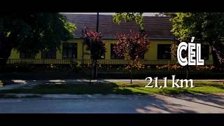 II. MONORIERDEI FUTÓFESZTIVÁL - FÉLMARATON - ÚTVONALFILM