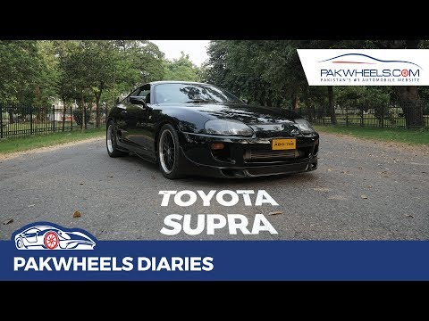 Toyota Supra 1994 MK4 | Owner's Review
