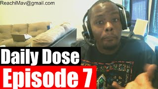 #DailyDose Ep.7 - Controlling Anger and Why I'm NOT Anything Special  #G1GB