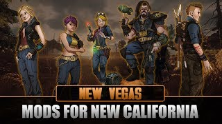 Recommended Mods for Fallout New California