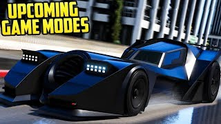 GTA Online - NEW Info on ALL Upcoming Gamemodes & Updates!