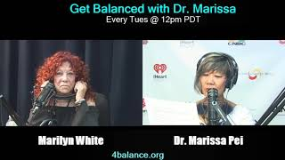 Marilyn White, Muse of Earth Wind and Fire Maurice White talks candidly with Dr. Marissa