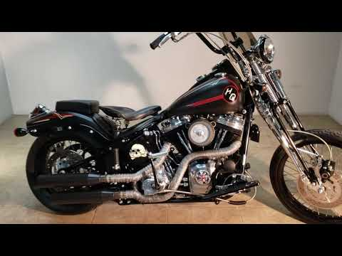 2009 Harley-Davidson Softail® Cross Bones™ in Temecula, California - Video 1
