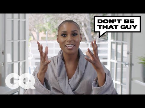 , title : 'Issa Rae Shares Her Best Dating Advice for Men | GQ'