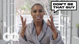 Issa Rae Shares Her Best Dating Advice for Men | GQ - dooclip.me
