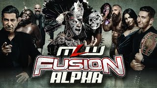 MLW Fusion Alpha Live Ongoing Coverage