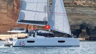 New Sail Catamarans for Sale  NEW 45