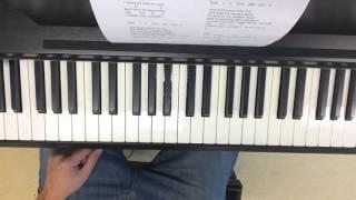 The Ark - Calleth you Cometh I // Piano