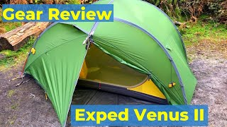 Gear Review: Exped Venus II Tent