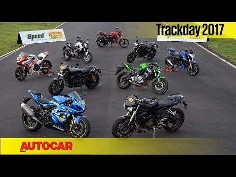 Track Day 2017 | India's Best Track Bikes | Autocar India