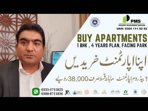 Buy Apartment On 38,000 Per Month Installment