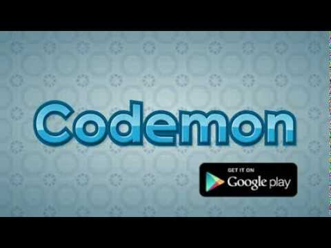 Video of Codemon (Barcode Monsters)