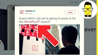 OnePlus 5T confirmed by Carl Pei!