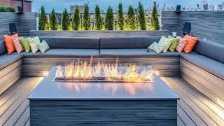 49 Modern Backyard Deck Design Ideas