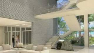 preview picture of video 'Coconut Cay, Super Intelligent Tower at Juan Dolio, Dominican Rep.'