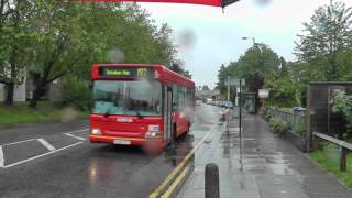 preview picture of video 'Bus routes 192 & 491 Edmonton Green on 11th June 2012'