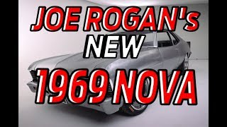 Joe Rogans New 1969 Nova: Metal Work And Body Design