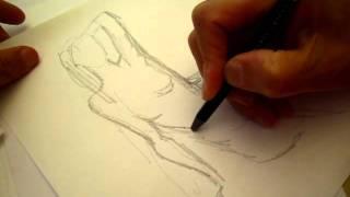 scribbling 01