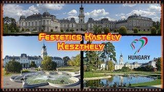 preview picture of video 'Keszthely / Festetics Kastély - Hungary (Magyarország)'