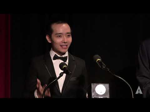 2019 Student Academy Awards: Hao Zheng - Narrative Silver Medal