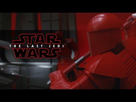 Star Wars: The Last Jedi | Praetorian Guard Fight