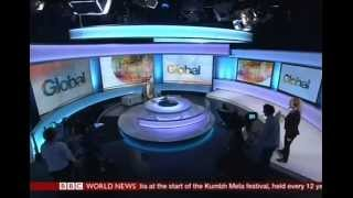 BBC World News | New programme: Global with Jon Sopel.