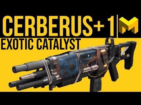 WTF IS THIS Cerberus+1 Catalyst: Destiny 2 Shadowkeep