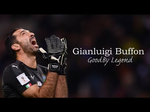 Gianluigi Buffon - GoodBy Legend | HD
