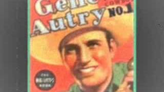 """South of the Border"" (Gene Autry, 1939)"