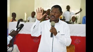 Wetang'ula: I'm not interested in minority leader post - VIDEO