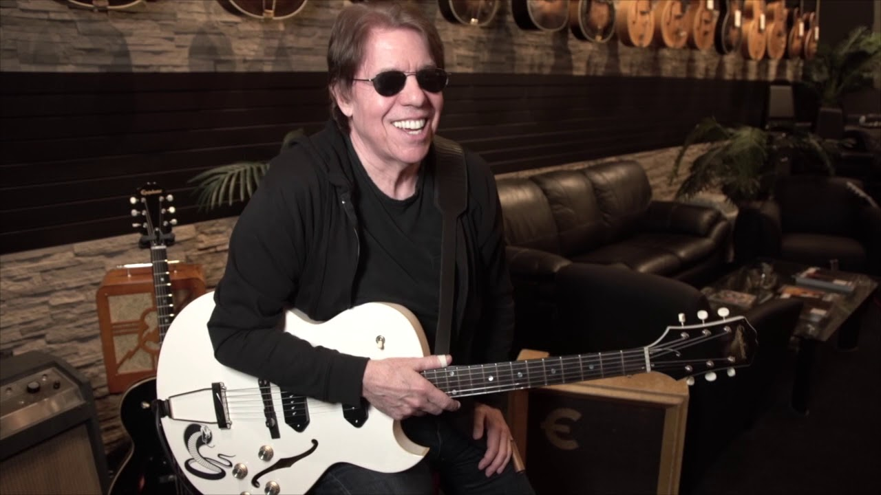 Epiphone George Thorogood White Fang ES-125TDC Signature Outfit Video