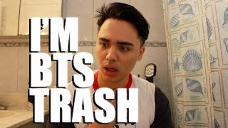 I'M BTS TRASH