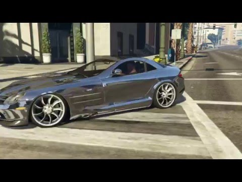 GTA V | SUPERCARS IN GTA 5 | REAL ENGINE SOUND