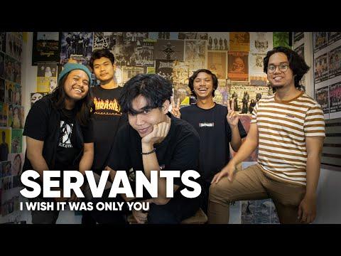 Servants [Lepaq Akustik @ Dalam Kotak Hitam]
