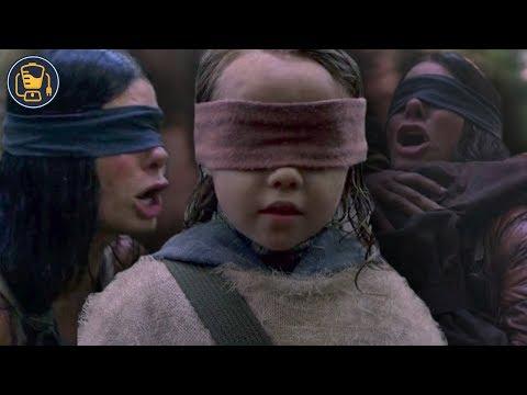 Every Time Sandra Bullock Yells 'Girl' In Bird Box
