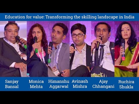 Education for value: Transforming the skills landscape in India