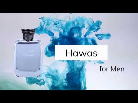 Hawas for Men EDP - 100 ML (3.4 oz) by Rasasi
