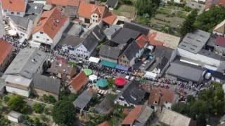 preview picture of video 'Viritueller Rundflug über das Verbandsgemeinde Weinfest 2009'
