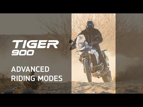 Nueva Triumph Tiger 900 – Novedades – Modos avanzados de condución