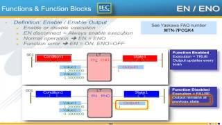 4.3 Functions & Function Blocks (IEC 61131-3 Basics with MotionWorks IEC)