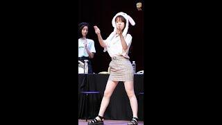 180630 오마이걸 승희 (SeungHee) - 블랙 핑크 뚜두뚜두 Dance Cover - CTS 아트홀 팬사인회 [직캠 / FANCAM] [4K 60p]