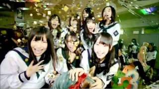 2010/11/17 on sale 4th.Single「1!2!3!4! ヨロシク!」Music Video