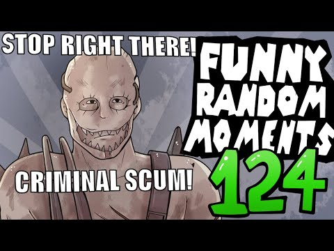 Dead by Daylight funny random moments montage 124