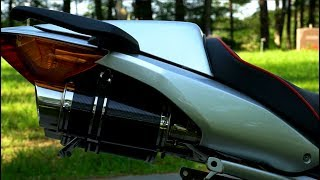 VFR800 Delkevic Exhaust - Best Sounding Exhaust For VFR!!!