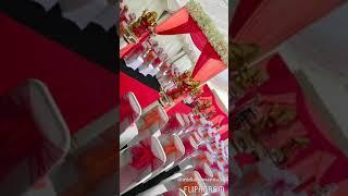 Radhika & Keith's wedding decor - 6th Jan 2018 at Colwick Hall, Nottingham