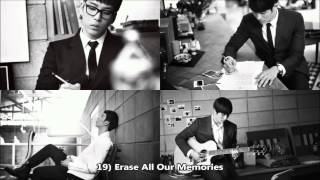 2AM - My Top Favourite Songs Of 2AM [2008 - 2014]