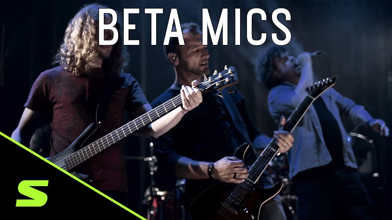 Shure Beta Microphones - Product Overview