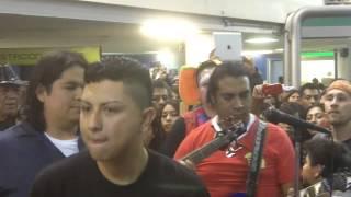 Sur 16 - Sin Ti @ Metro San Lazaro 23oct13 www.rockxmexico.com
